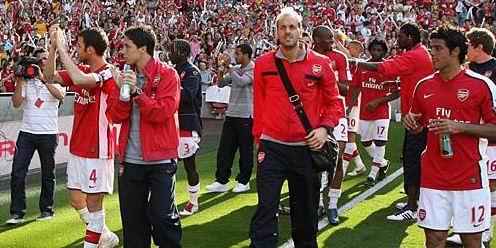 Последний матч сезона 2008/09