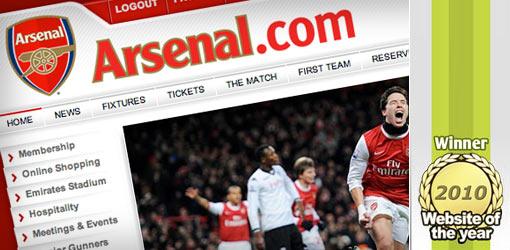 Арсенал сайт болельщиков лондонского клуба