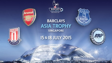 Barclays Asia Trophy 2015